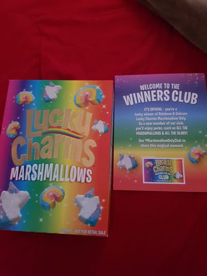 Lucky Charms Marshmallows for Sale in Compton, CA