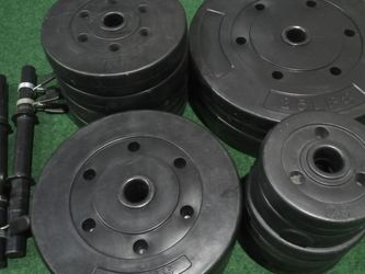 Weight Set 135lbs for Sale in Tacoma,  WA