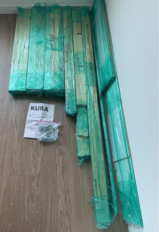 Kura Reversible Bed