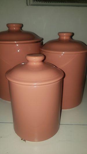 3 jars for Sale in Tacoma, WA