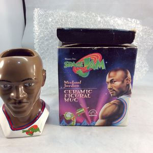 Michael Jordan Space Jam Mug for Sale in Oklahoma City, OK