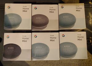 Brand New Google home mini for Sale in Durham, NC