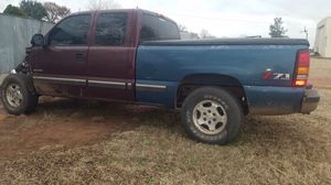 2002 full part out. Z71. 5.3 for Sale in Grandfield, OK