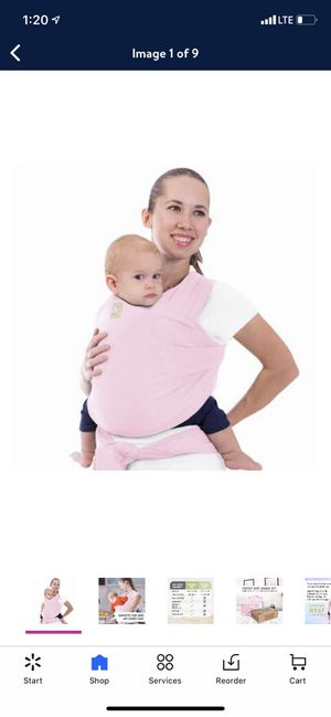Baby wrap carrier for Sale in Nashville, TN