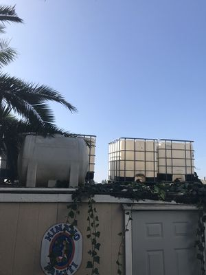 Water storage container for Sale in HUNTINGTN BCH, CA