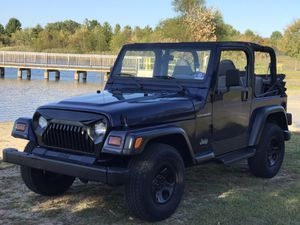 1997 Jeep Wrangler TJ Only 83k Miles for Sale in Yardley, PA
