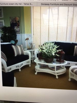 Indoor outdoor patio set for Sale in Gambrills, MD