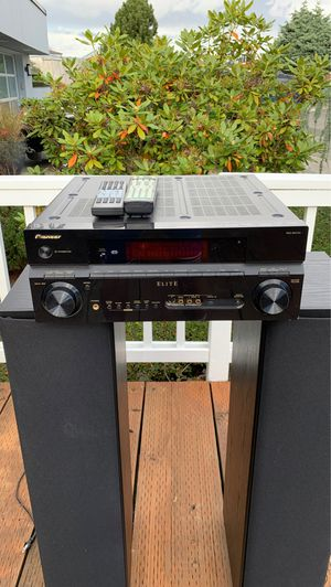 Pioneer Elite VSX-90TXV for Sale in Federal Way, WA