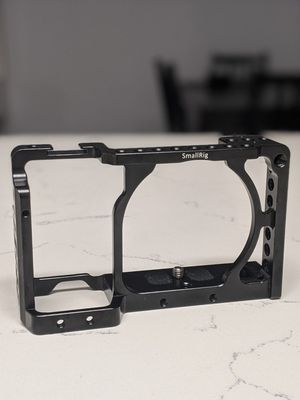 Smallrig cage for Sony cameras for Sale in Huntington Beach, CA