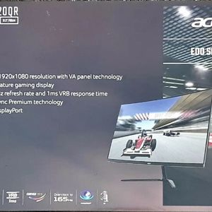 "Acer 32"" Curved 1920x1080 HDMI DP 165hz 1ms Freesync HD LED Gaming Monitor for Sale in Corona, CA"