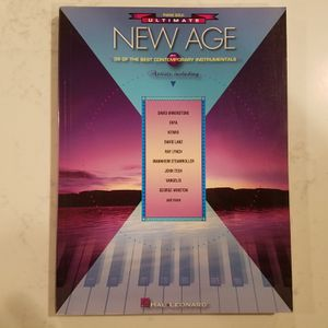 New Age Piano Solo Ultimate by Hal Leonard for Sale in Chevy Chase, MD