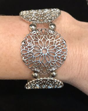 Silver Tone Bracelet for Sale in Modesto, CA