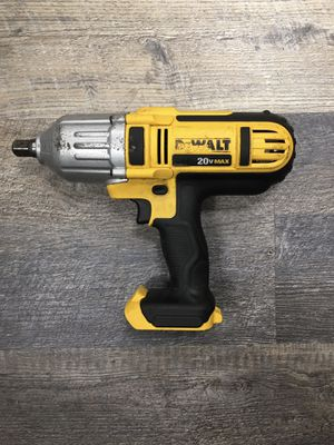 """DeWalt DCF889 1/2"""" Cordless Impact Wrench for Sale in Revere, MA"""