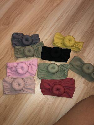 Baby turban headbands for Sale in Tiverton, RI