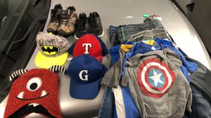 Kids clothes shoes and hats for Sale in Grapevine, TX
