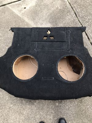 Eclipse sub box custom for Sale in Rouse, KY