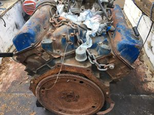 Blue print, bored & Stroked 351 Cleveland Ford Engine $1200 for Sale in Santa Maria, CA