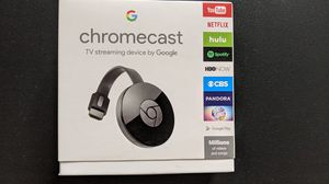 Chromecast 2nd Gen. for Sale in Fontana, CA