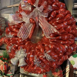 Candy Cane Wreaths An Regular Wrests for Sale in Virginia Beach, VA