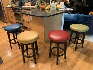 Hipster Bar Stools $200 for Sale in Renton, WA