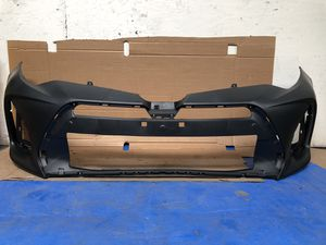TOYOTA COROLLA FRONT BUMPER COVER OEM 17-19 for Sale in Hawthorne, CA
