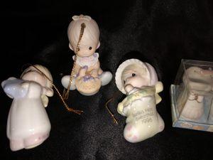 4-Precious Moments Ornaments for Sale in Lawrenceville, GA