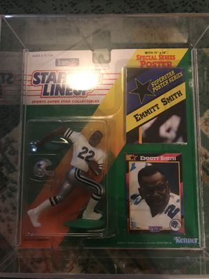 Emmitt Smith action figures for Sale in Columbus, OH