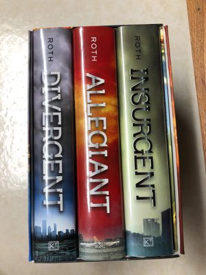 The Divergent Series by Veronica Roth for Sale in Grove, OK