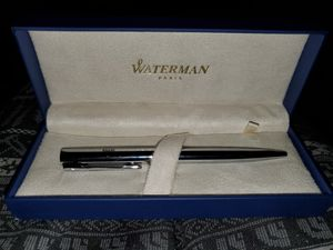 Waterman Paris - Stainless steel Pen for Sale in Philadelphia, PA