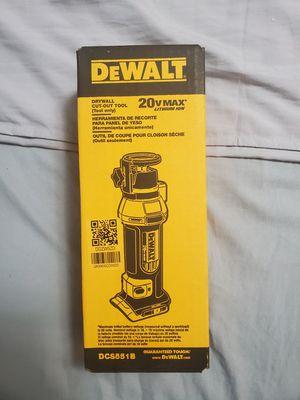 Dewalt XR drywall cutout tool for Sale in Norwalk, CA