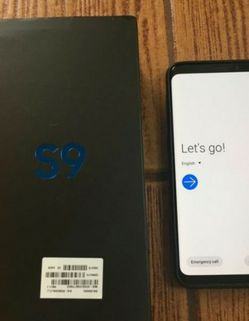 Samsung Galaxy S9 Unlocked for Sale in Houston,  TX