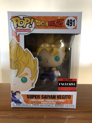 Super Saiyan Vegito Funko POP: 491 for Sale in Mill Creek, WA
