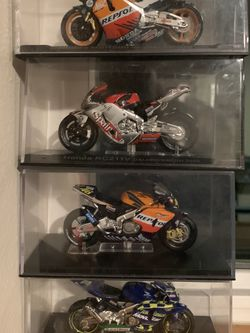1:25 Scale Moto GP for Sale in Snoqualmie Pass,  WA