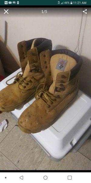 Herman Survivors Men's Big Timber II Steel Toe Work Boot, Size: 12, Beige for Sale in Garner, NC