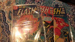 Flash comic books 80's for Sale in Amarillo, TX