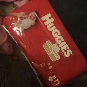 Huggies Size Newborn for Sale in Buffalo, NY