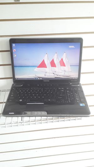 "🎧Nice! 16.0"" Toshiba Laptop 4GB 320GB HDMI Windows 10 Freshly installed for Sale in Hollywood, FL"