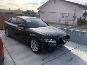 2010 Audi A4 for parts for Sale in Las Vegas, NV