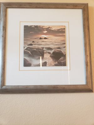 Set of two beach pictures for Sale in Las Vegas, NV