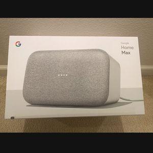Google Smart Max No Box Comes As Is. for Sale in Santa Clara, CA