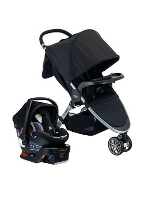 Britax Dual Comfort Travel System for Sale in Las Vegas, NV