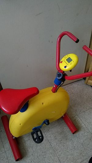 Kids exercise bike for Sale in Cleveland, OH