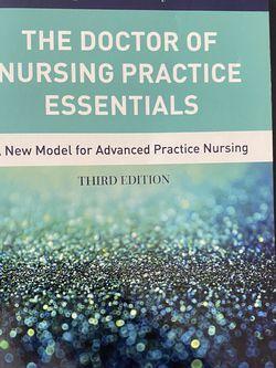 The Doctor Of Nursing Practice Book for Sale in Albuquerque,  NM