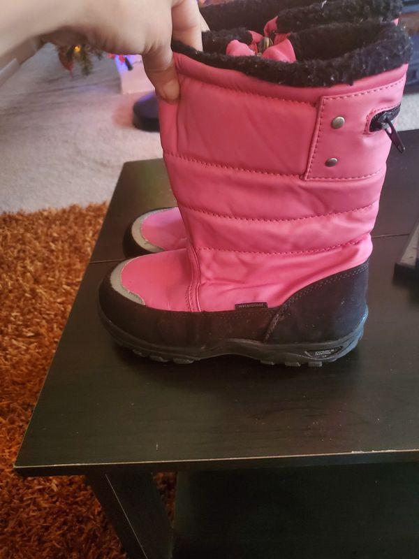 Free Snow boots (botas para nieve talla 2)