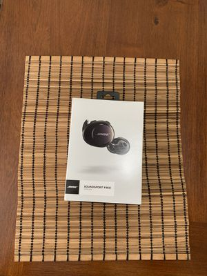 Bose sound sport free like a new ! for Sale in Dearborn Heights, MI
