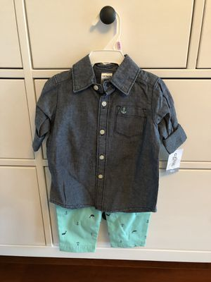 NEW Carter's Baby Boy clothes 9 months for Sale in Arlington, VA