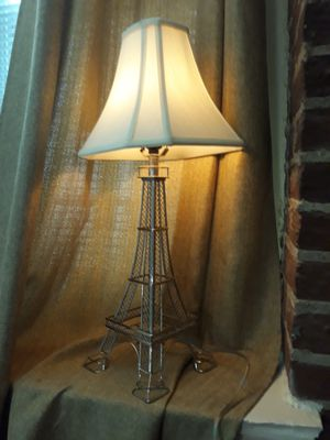 Paris Tower Lamp for Sale in Lynchburg, VA