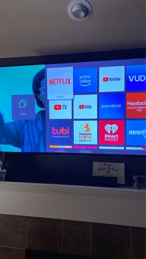 60 inch smart tv excellent condition for Sale in Mesquite, TX