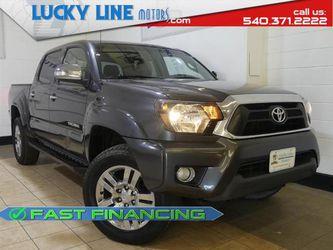2013 Toyota Tacoma for Sale in Fredericksburg,  VA