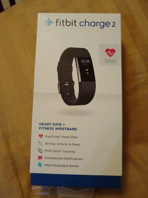 Fitbit charge 2 with extra new band for Sale in West Jordan, UT